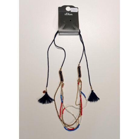 S.OLIVER különleges színes nyaklánc eredeti ára 8390Ft!